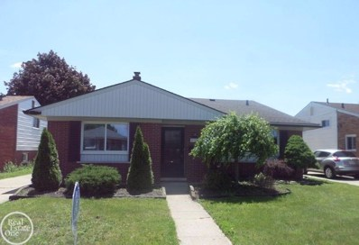 8320 Anna Ave, Warren, MI 48093 - MLS#: 58031370719