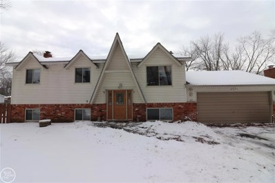 2840 Jackson Blvd, Highland Twp, MI 48356 - MLS#: 58031370878