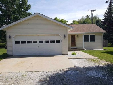 4281 West Water, Port Huron Twp, MI 48060 - MLS#: 58031371867