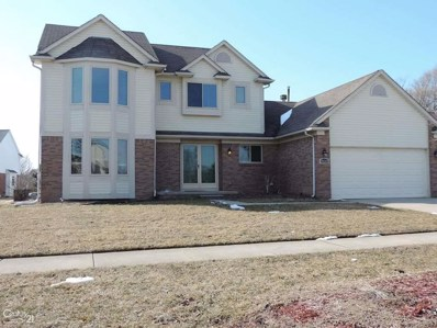 46549 Creekside, Macomb Twp, MI 48044 - MLS#: 58031372662