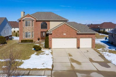 18217 Country Club Dr, Macomb Twp, MI 48042 - MLS#: 58031372684