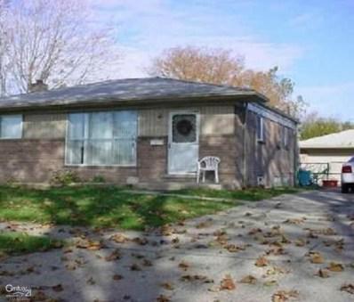 11915 Stamford, Warren, MI 48089 - MLS#: 58031373627