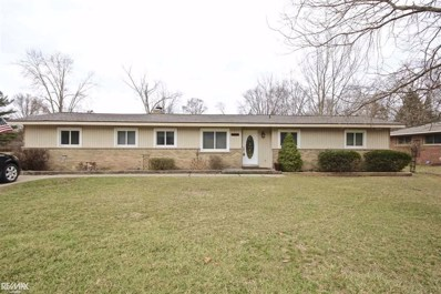 53281 Suzanne Ave, Shelby Twp, MI 48316 - MLS#: 58031374690