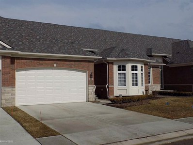49197 Pond Place UNIT UNIT # >, Shelby Twp, MI 48315 - MLS#: 58031374790