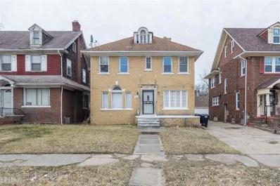 2277 Glynn, Detroit, MI 48206 - MLS#: 58031375404