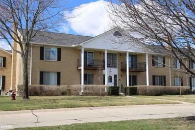 34801 Valleyview Dr UNIT APT #D->, Sterling Heights, MI 48312 - MLS#: 58031375802