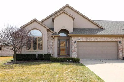 15224 E Hunters Pointe Dr, Macomb Twp, MI 48042 - MLS#: 58031375836
