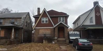 13560 Stoepel, Detroit, MI 48238 - MLS#: 58031375876