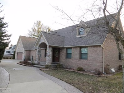 50853 Redwood, New Baltimore, MI 48047 - MLS#: 58031376067