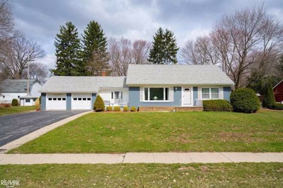 23205 Hollweg St, Armada, MI 48005 - MLS#: 58031376110