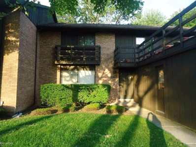 37202 Clubhouse Dr UNIT 46, Sterling Heights, MI 48312 - MLS#: 58031376242