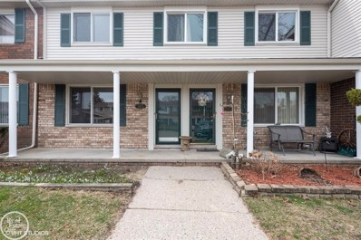 38171 Jamestown Dr UNIT 116, Sterling Heights, MI 48312 - MLS#: 58031376533