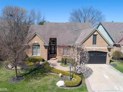 18765 River Pointe, Clinton Twp, MI 48038 - MLS#: 58031376716