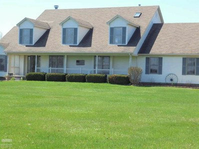 79395 North Ave, Armada Twp, MI 48005 - MLS#: 58031376839