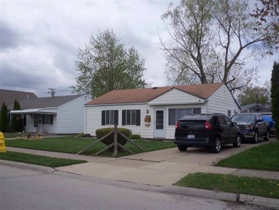 25123 Fern, Roseville, MI 48066 - MLS#: 58031379721