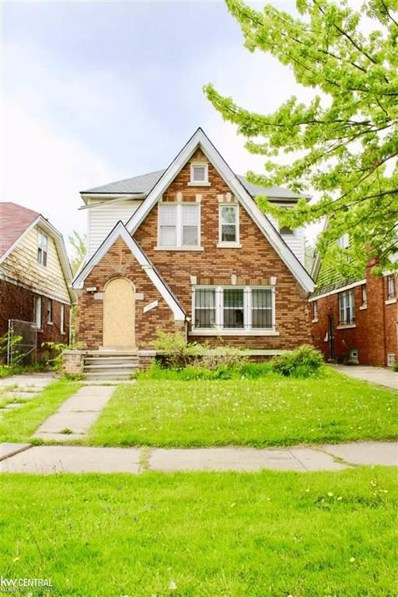 12763 Cloverlawn, Detroit, MI 48238 - MLS#: 58031380262