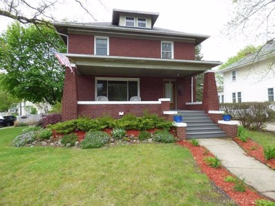 177 W Saint Clair, Romeo Vlg, MI 48065 - MLS#: 58031381757