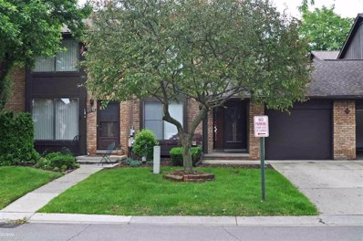 37154 Clubhouse, Sterling Heights, MI 48312 - MLS#: 58031382749