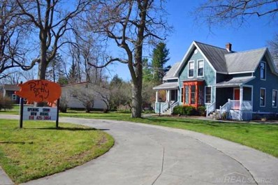 135 N Ridge, Port Sanilac, MI 48469 - MLS#: 58031382768