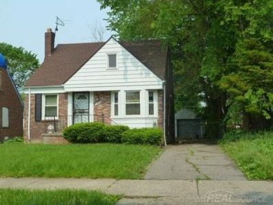 12879 Riad, Detroit, MI 48224 - MLS#: 58031383064
