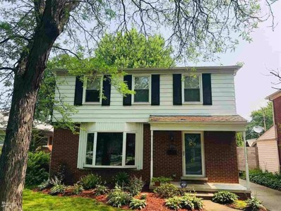 1996 Littlestone, Grosse Pointe Woods, MI 48236 - MLS#: 58031384495