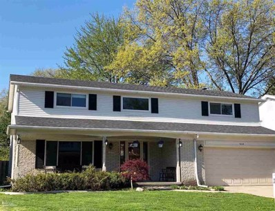1229 Blairmoor Ct, Grosse Pointe Woods, MI 48236 - MLS#: 58031384637