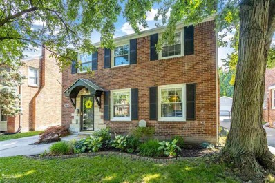 1861 Manchester, Grosse Pointe Woods, MI 48236 - MLS#: 58031386355