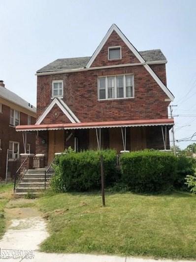 12797 Monica St, Detroit, MI 48238 - MLS#: 58031387849
