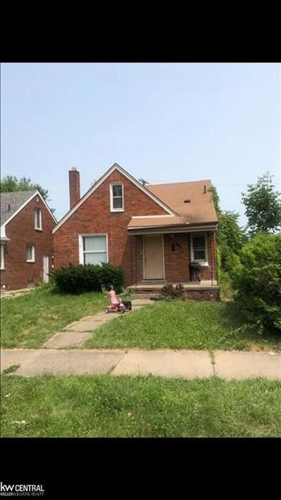9902 Coyle St, Detroit, MI 48227 - MLS#: 58031389549