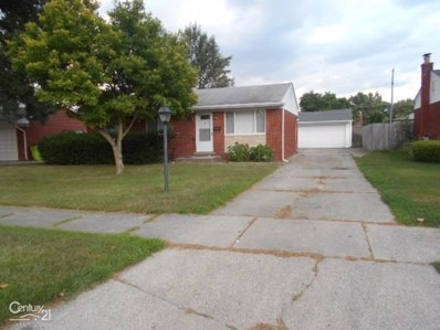 13340 Whitfield Dr, Sterling Heights, MI 48312 - MLS#: 58031390214