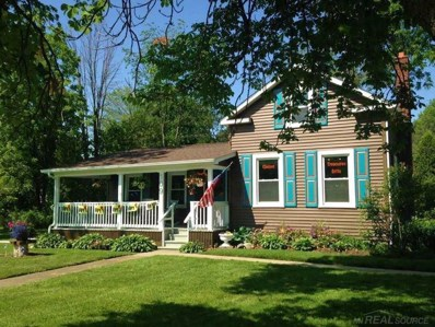 109 N Ridge, Sanilac Twp, MI 48469 - MLS#: 58031390294