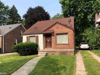 20039 Stout Street, Detroit, MI 48219 - MLS#: 58031390429
