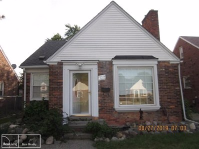 4503 Bishop, Detroit, MI 48224 - MLS#: 58031393435