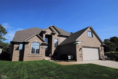 21613 Pinnacle Court, Macomb Twp, MI 48042 - MLS#: 58031394963