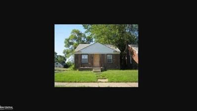 8801 Intervale, Detroit, MI 48238 - MLS#: 58031395683