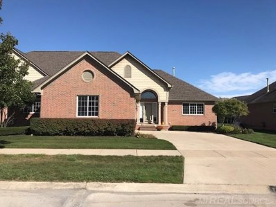 33859 Ausable Drive, Chesterfield Twp, MI 48047 - MLS#: 58031397487