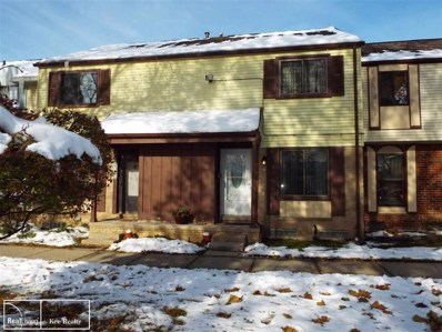 8309 Hickory Drive, Sterling Heights, MI 48312 - MLS#: 58050000367