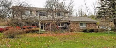 5091 Vincent Trail, Shelby Twp, MI 48316 - MLS#: 58050000535