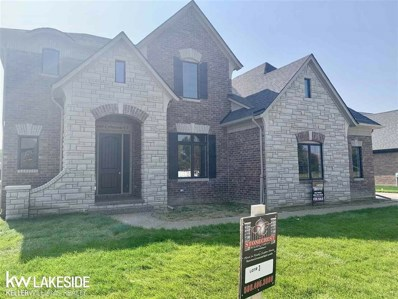 7640 Crimson Court, Shelby Twp, MI 48316 - #: 58050004264