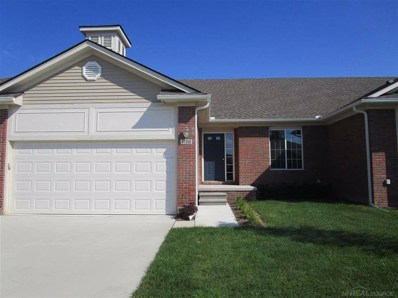 47352 Mariner\'s Pte, Chesterfield Twp, MI 48051 - #: 58050006949