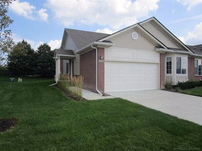 47360 Mariner\'s Pte, Chesterfield Twp, MI 48051 - #: 58050006954