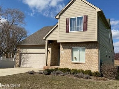 58917 Westmoore Circle, New Haven, MI 48048 - #: 58050008760