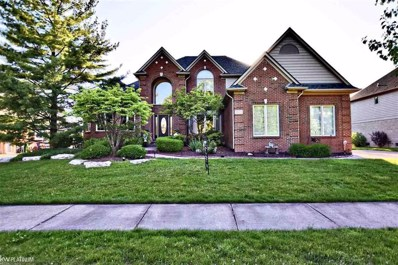 55363 Apple Lane, Shelby Twp, MI 48316 - #: 58050009101