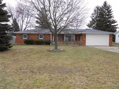 3390 Mansfield Place, Saginaw Twp, MI 48603 - MLS#: 61031311685