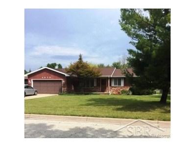 4038 Scarlet Oak Drive, Saginaw Twp, MI 48603 - MLS#: 61031327992