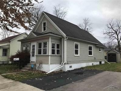 1717 S Hamilton Street, Saginaw, MI 48602 - MLS#: 61031335569