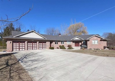 1833 Palomino, Thomas Twp, MI 48609 - MLS#: 61031336866