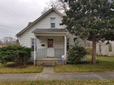 2502 Robinwood, Saginaw, MI 48601 - MLS#: 61031337258