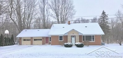 417 W North Street, St Charles Twp, MI 48655 - MLS#: 61031337617