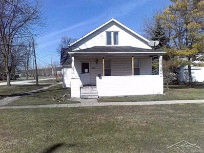 218 Shepard, Zilwaukee, MI 48604 - MLS#: 61031337633